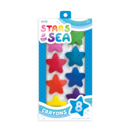 Ooly Stars of the Sea Crayons by Ooly