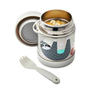 3 Sprouts 3 Sprouts Sloth Stainless Steel Insulated Food Jar