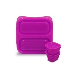 Goodbyn Small Meal Container with 2 Dippers by Goodbyn