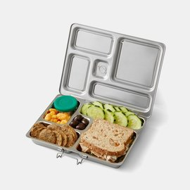 Planetbox PlanetBox Launch Stainless Steel Bento Box