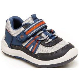 Stride Rite SRT Jasper Grey Colour Sneaker by Stride Rite