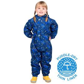Jan & Jul by Twinklebelle Constellations Puddle-Dry Waterproof Play Suit by Jan & Jul