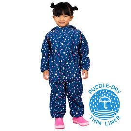 Jan & Jul by Twinklebelle Terrazzo Puddle-Dry Waterproof Play Suit by Jan & Jul
