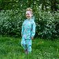 Jan & Jul by Twinklebelle Unicorn Print Cozy-Dry Fleece Lined Waterproof Play Suit by Jan & Jul