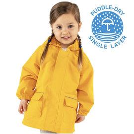 Jan & Jul by Twinklebelle Puddle-Dry Rain Jacket Yellow by Jan & Jul