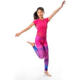 Bri Printed Activewear Leggings