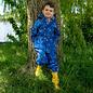 Jan & Jul by Twinklebelle Cozy Dry Fleece-Lined Constellations Play Suit by Jan & Jul