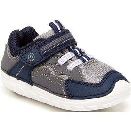 Stride Rite Stride Rite Navy/Gray Kylo Shoe