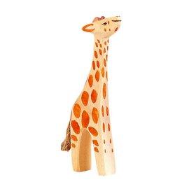 Ostheimer Wooden Animal Figure - Giraffe - by Ostheimer