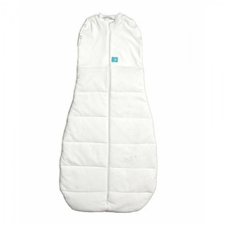 ErgoPouch Organic Cotton ErgoCocoon 2 in 1 Zip Up Swadlle and Sleep Sack (2.5 Tog)