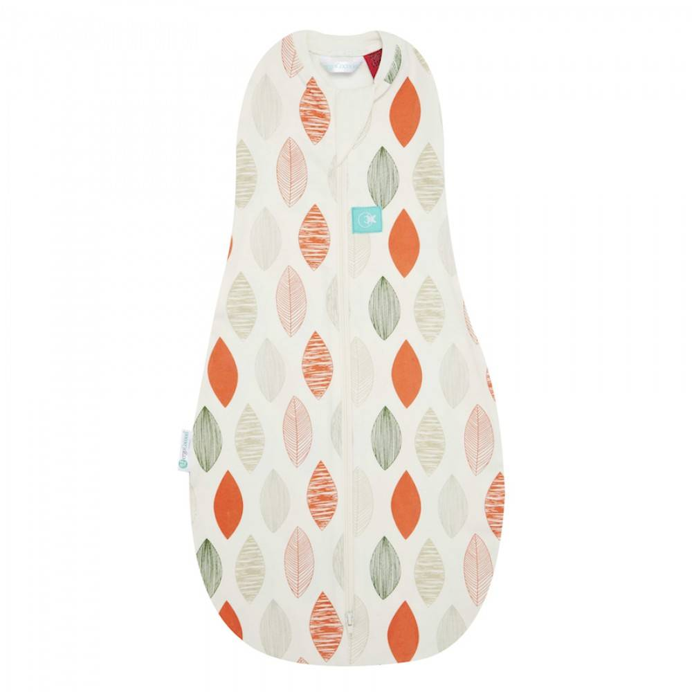 outlet store 06f4e 5a404 ErgoCocoon Organic Cotton ErgoCocoon 2 in 1 Zip Up Swadlle and Sleep Sack (  0.2 Tog)