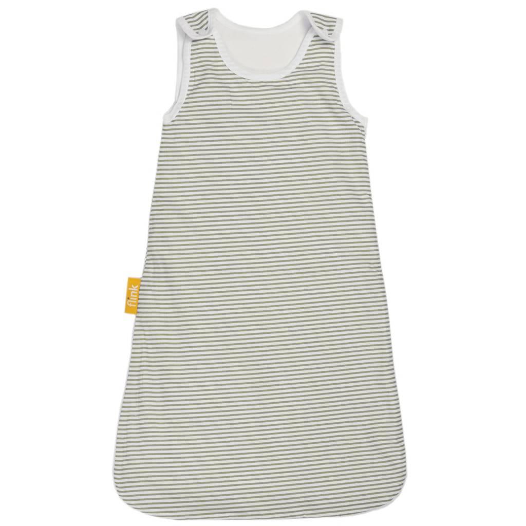 Flink Organic Cotton Stripe Sleep Sack by Flink