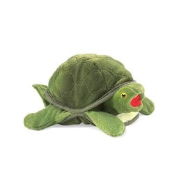 Folkmanis Puppets Baby Turtle Puppet