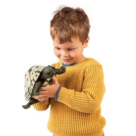 Folkmanis Puppets Tortoise Puppet