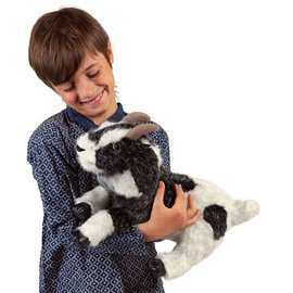 Folkmanis Puppets Goat Puppet