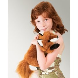 Folkmanis Puppets Small Red Fox Puppet