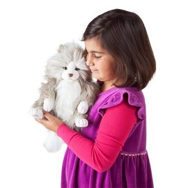 Folkmanis Puppets Fluffy Cat Puppet