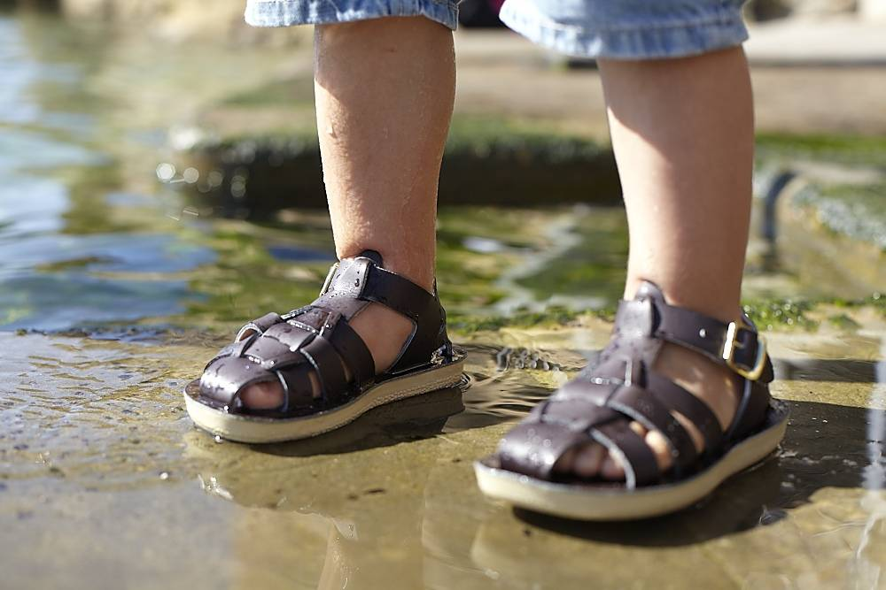 Shark Salt Water Sandals in Victoria BC Canada at Abby Sprouts Eco ...