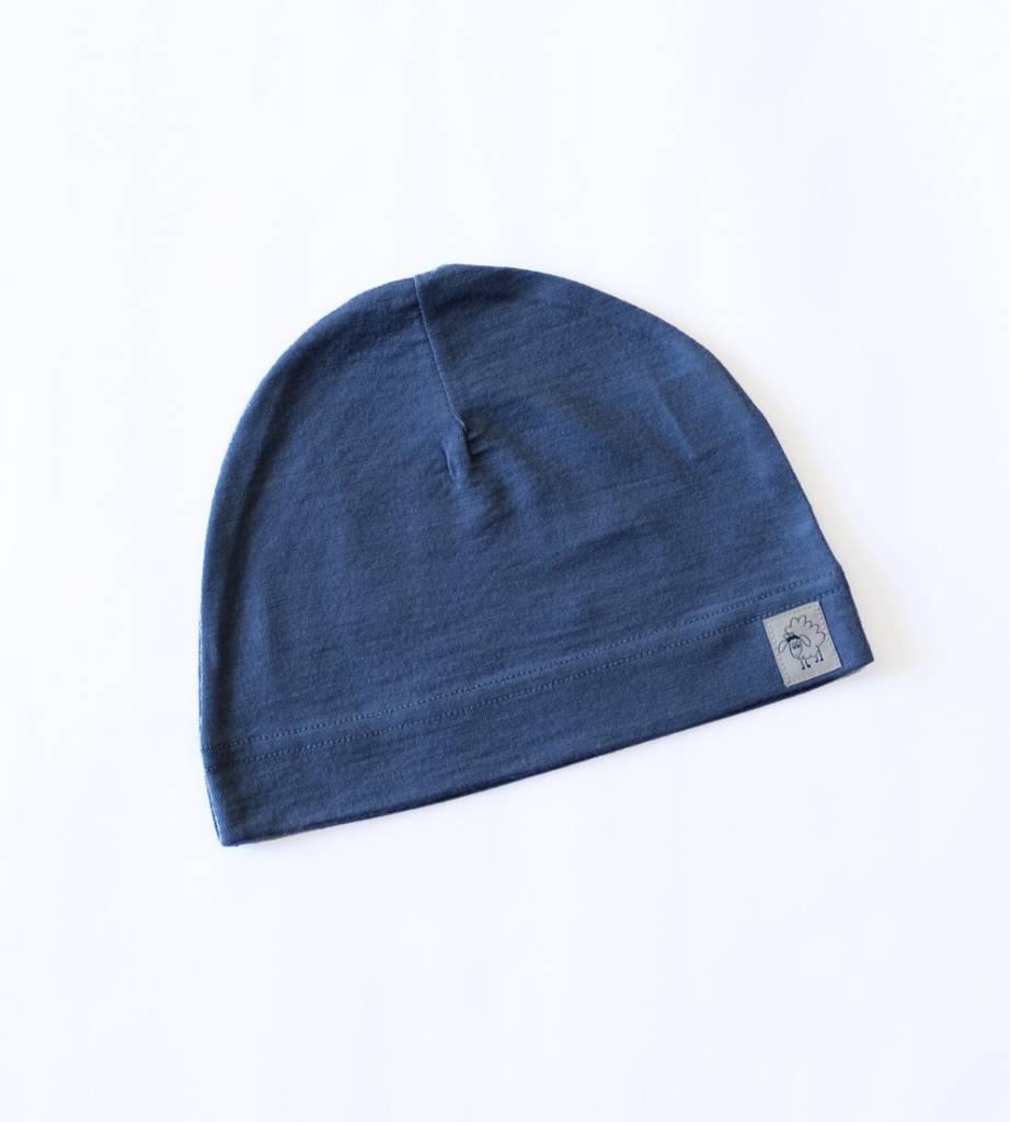 Wee Woollies Merino Wool Beanie Hat by Wee Woollies