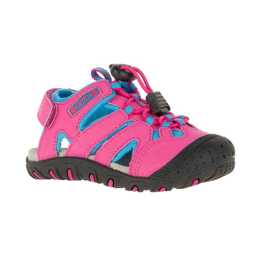 Sport Sandals By Kamik With Closed Toe Design In Victoria