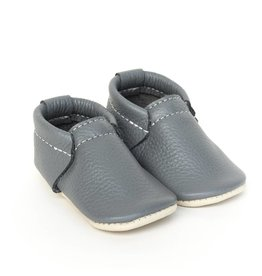 Minimoc Minimocs Leather Soft Sole Shoes (No Fringe- Shoe Style)