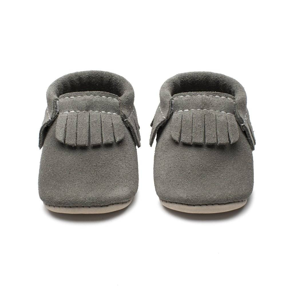 Minimoc Leather Soft Sole Shoes for