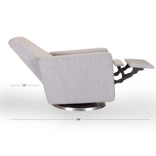 Monte Design Modern Grano Glider Recliner by Monte Design