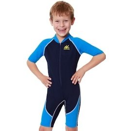 NoZone Big Kids UPF 50 Sun Protection Swim Suit by NoZone