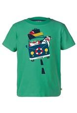 Frugi Organic Cotton Printed Boys T-Shirts by Frugi