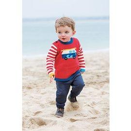 Frugi Organic Cotton Jack Knitted Sweater