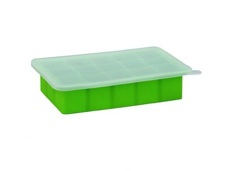 Green Sprouts Silicone Fresh Baby Food Freezer Tray with Lid by Green Sprouts