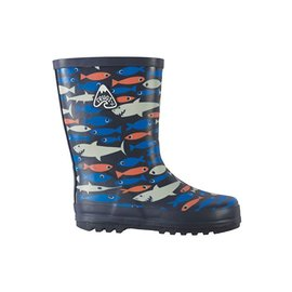 Frugi Puddle Buster Wellington Rubber Rain Boots by Frugi