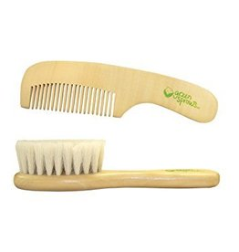 Green Sprouts Brush & Comb Set by Green Sprouts