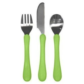 Green Sprouts Learning Cutlery Set by Green Sprouts