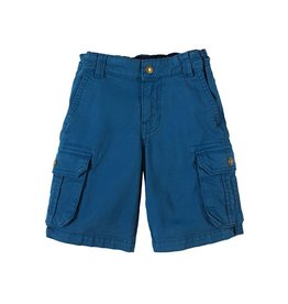 Frugi Organic Cotton Twill Explorer Shorts by Frugi