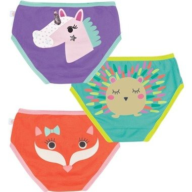 474ea710bf2 Organic Cotton Girls Underwear 3-Pack by Zoocchini in Victoria BC ...