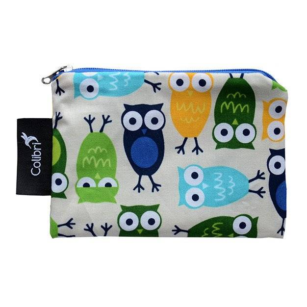 Colibri Reusable Snack & Sandwich Zippered Bags by Colibri