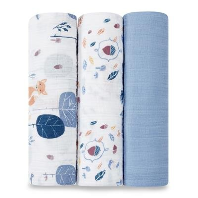aden + anais Organic Cotton Swaddle Blankets by aden + anais