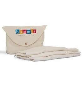 Bummis Organic Cotton Prefold Cloth Diapers by Bummis