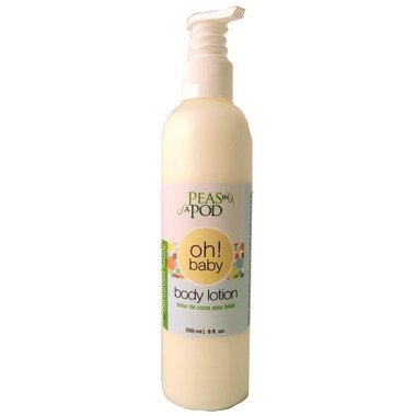All Things Jill Peas in a Pod Baby Moisturizer and Calming Massage Oil