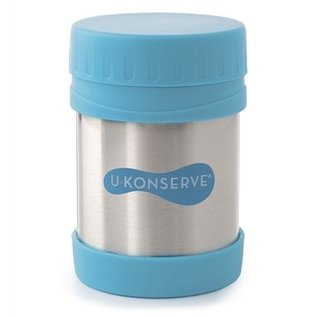 Konserve Stainless Steel, Insulated Thermal Container 12oz by Konserve