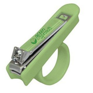 Green Sprouts Baby Nail Care by Green Sprouts: Nail Clipper and Nail Brush