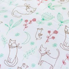 Dream Designs Organic Cotton Duvet Cover (Crib Size) by Dream Designs
