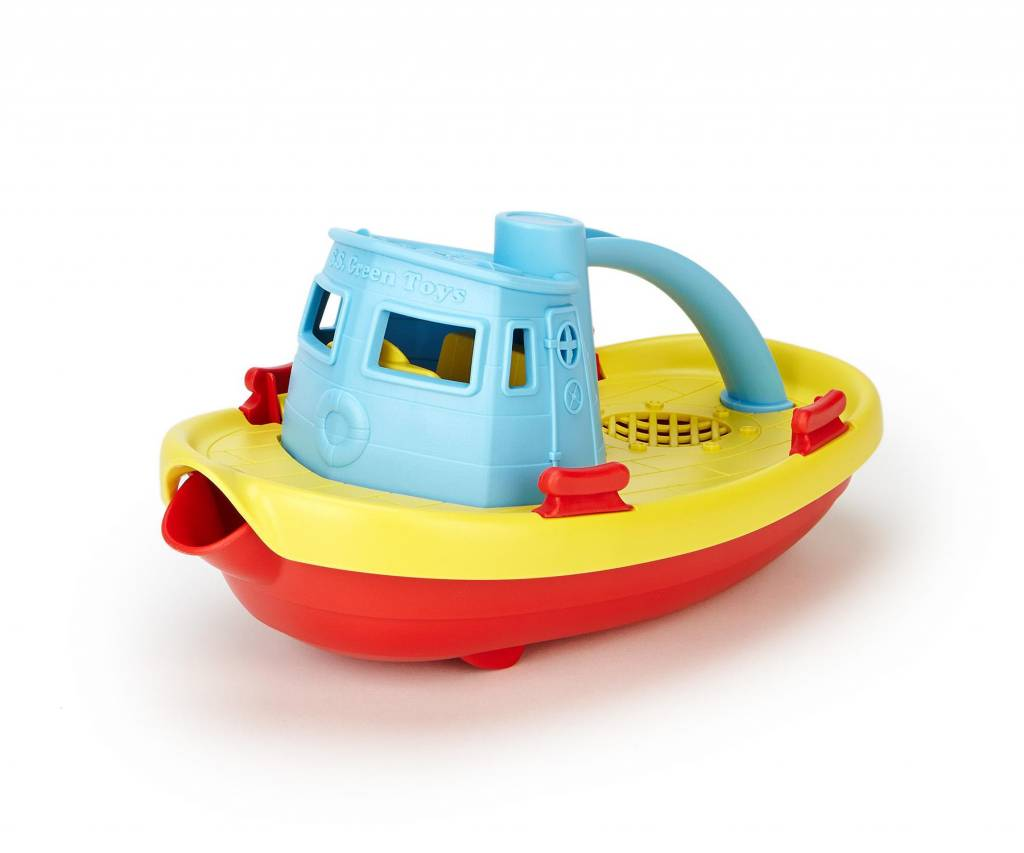 Green Toys Tug Boat by Green Toys