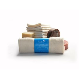 Colibri Organic Cotton Sherpa Wash Cloths 5-Pack by Colibri
