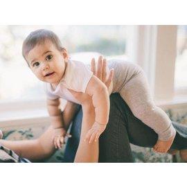 Au Fait Mama Bamboo Baby Leggings by Au Fait Mama