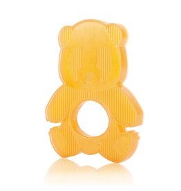 Hevea Natural Rubber Panda Shaped Teething toy by Hevea
