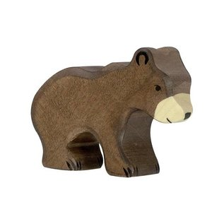 Holztiger Wooden Animal Figures ~ Woodland#2 ~ by Holztiger