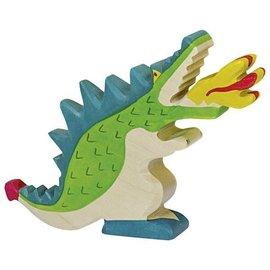 Holztiger Wooden Figures ~ Dragons by Holztiger