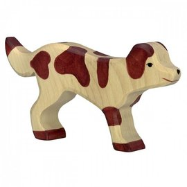 Holztiger Wooden Animal Figures ~ Dogs & Cats ~ by Holztiger
